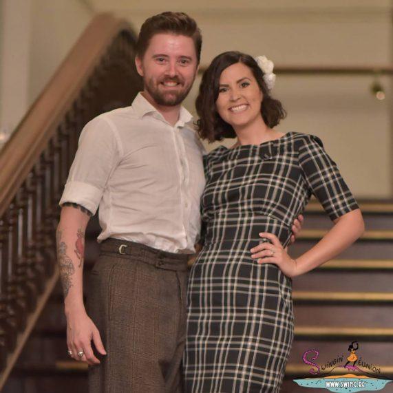 Shane and Tara McCarthy - Swingin' Réunion 2017